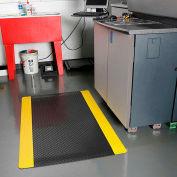 Cushion Trax RedStop Mat - 3' x 5' Black/Yellow
