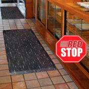 Marble Sof-Tyle Grande RedStop Mat - 3' x 75' Grey