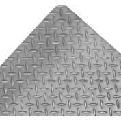 Saddle Trax RedStop Mat - 2' x Custom Lengths Gray