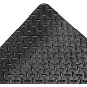 Saddle Trax RedStop Mat - 3' x 12' Black
