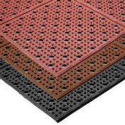Multi-Mat II Reversible Drainage Mat - 4' x 30' - Brown