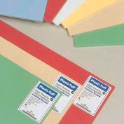 """Rainbow Pak® Thermoplastic Cutting Boards (6 per Pack) - 18"""" x 24"""" x 1/2"""""""