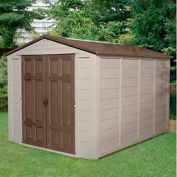 7-1/2' x 10' Storage Shed - Suncast Skylight A01B11C01
