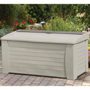 Suncast DB12000 Premium Deck Box with Seat 127 Gallon