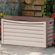 Suncast DB6300 Deck Box with Rollers 63 Gallon
