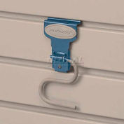 Suncast® Trends® Garage Storage S-Hook, Blue - Pkg Qty 6