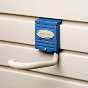 Suncast® Trends® Garage Storage Bike Hook, Blue - Pkg Qty 6