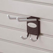 Suncast® Trends® Garage Storage Utility Hook, Black - Pkg Qty 6