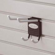 Suncast® Trends® Garage Storage Utility Hook, Black - Pkg Qty 6