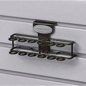 Screwdriver Rack, Black - Pkg Qty 6