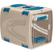 """Portable Dog Carrier Square 24"""" x 17"""""""