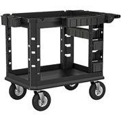 Suncast Plastic Utility cart Heavy Duty Plus pneumatic,26x45-PUCPN2645