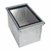 "Bar King D-12-IBL, Ice Bin, 12"" x 18"" x 11"", Drop-In"