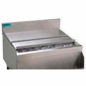 Ice Bin Sliding Cover, For Pass-Thru, S/S