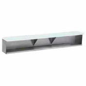 "Dish Shelf, 47.125"" Long"