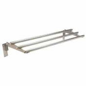 "Advance Tabco TTR-3 - Tray Rail, Stationary, Stainless Steel, 47-1/8""L"