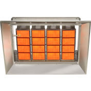 SunStar Natural Gas Heater Infrared Ceramic SG15-N, 155000 BTU