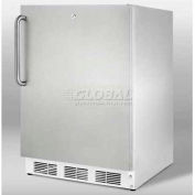 Summit ALF620LCSS - ADA Comp Built-In Medical All-Freezer, 25°C , Full SS Exterior, Lock