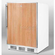 Summit ALF620LFR - ADA Comp Medical All-Freezer For Freestanding Use, 25°C Operation, Lock
