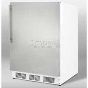 Summit ALF620SSHV - ADA Comp Freestanding Medical All-Freezer 25°C Operation, Thin Handle