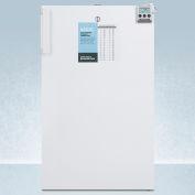 Summit FF511L7MEDADA Commercial ADA Compliant Counter Height Medical All-Refrigerator, 4.1 Cu.Ft.