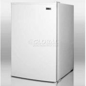 Summit FS60L - Slim Width, Counter Height Household All-Freezer, 5 Cu. Ft. Lock