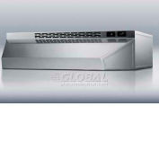 "Summit H1624SS - 24""W Convertible Range Hood, Ducted Or Ductless Use, S/S Finish"