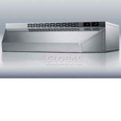 "Summit H1630SS - 30""W Convertible Range Hood For Ducted Or Ductless Use, Stainless Steel Finish"