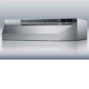 "Summit H1724SS - Range Hood, 24""W, Ductless, Stainless Steel Finish"