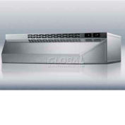 "Summit H1736SS - 36""W Ductless Range Hood, Stainless Steel Finish"