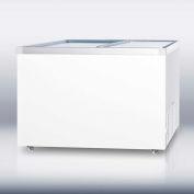 """Summit SCF1312DT - Full-Sized Commercial Storage Freezer W/Sliding Glass Lid, 50""""W x 24""""D x 35""""H"""