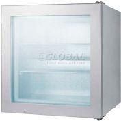 Summit SCFU386 - Countertop Impulse Freezer, Self-Closing Door