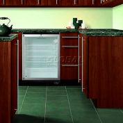 Summit SCR600BLBISHPUB - Glass Door Refrigerator, Red Wine/Ale