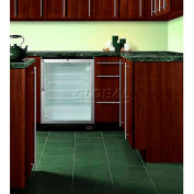 Summit SCR600BLBITBPUB - Commercial Built-In Glass Door Refrigerator For Red Wine, Ale Storage, BK