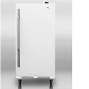 Summit SCUF18 - Commercial Large Capacity Upright All-Freezer, Frost-Free Operation, Lock