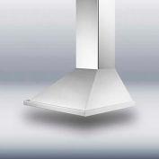 """Summit SEH1530C - CFM Range Hood, Stainless Steel, 19-5/8"""" x 29-3/4"""" x 32"""""""