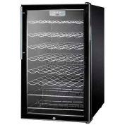 "Summit SWC525LBIHV - 20""W Wine Cellar For Built-In Use,, Lock, Digital TSTAT, Thin Pro Handle"