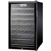 "Summit SWC525LHHADA - ADA Comp 20""W Freestanding Wine Cellar, Lock, Digital Thermostat"