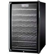 "Summit SWC525LSH - 20""W Freestanding Wine Cellar, Lock, Digital TSTAT, Full-Length"