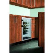 Summit SWC6GBLBIADA - ADA Comp Commercial Wine Cellar For Built-In Undercounter Use, Lock, BK