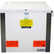 Summit VLT125IB - Laboratory Chest Freezer -35°C (-31°F) With Dual Blue Ice Banks