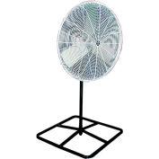 "Schaefer 36"" OSHA Compliant Pedestal Fan 36PF, 115V, 12120 CFM"