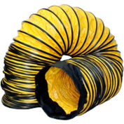 "Americ Standard Flexible Ducting AM-DS1225, 12"" x 25' with Cinch Straps"