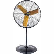 "Master 30"" High Velocity Pedestal Fan MAC-30P, 120V, 8500 CFM"