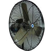 "Twister 30"" Oscillating Circulation Fan, 115V TW30B, 9600 CFM, Black"