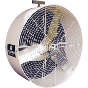"Versa-Kool 36"" Circulation Fan VK36 w/Solid Housing & Mount 1/2 HP, 11400 CFM, 115/230V"
