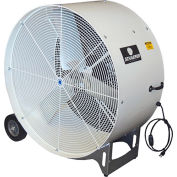 "Versa-Kool 36"" Mobile Drum Fan VKM36, 115/230V, 11700 CFM"
