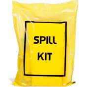 SpillTech PPE-KIT PPE Spill Kit, 16 Piece Kit