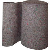 "SpillTech RRUG18H Recycled Tuff™ Rug Roll, 18""W X 150'L, 2 Per Pack"