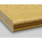 """Treston Shop Top, Worksurface, 3/8"""" Radius Front Edge Top And Bottom, 80""""W X 36""""D X 1-3/4""""H"""